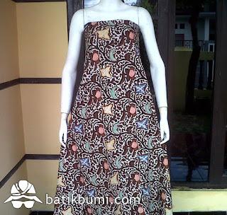 batik cap kombinasi tulis