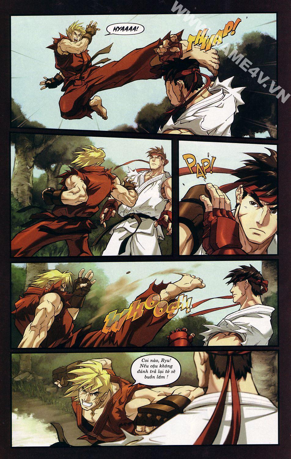 Street Fighter  Chap 001 - Truyenmoi.xyz