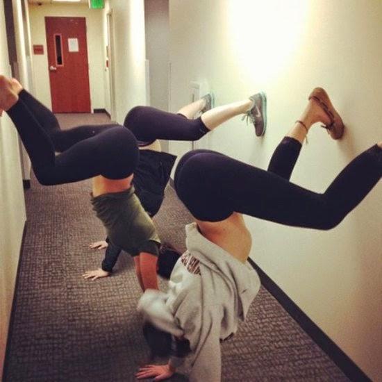 Naked Yoga Ladies