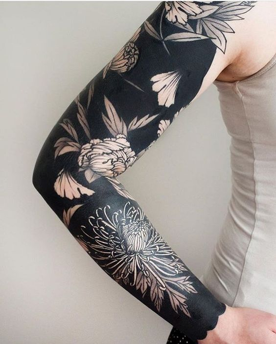 Most Coolest Sleeve Tattoos For Men