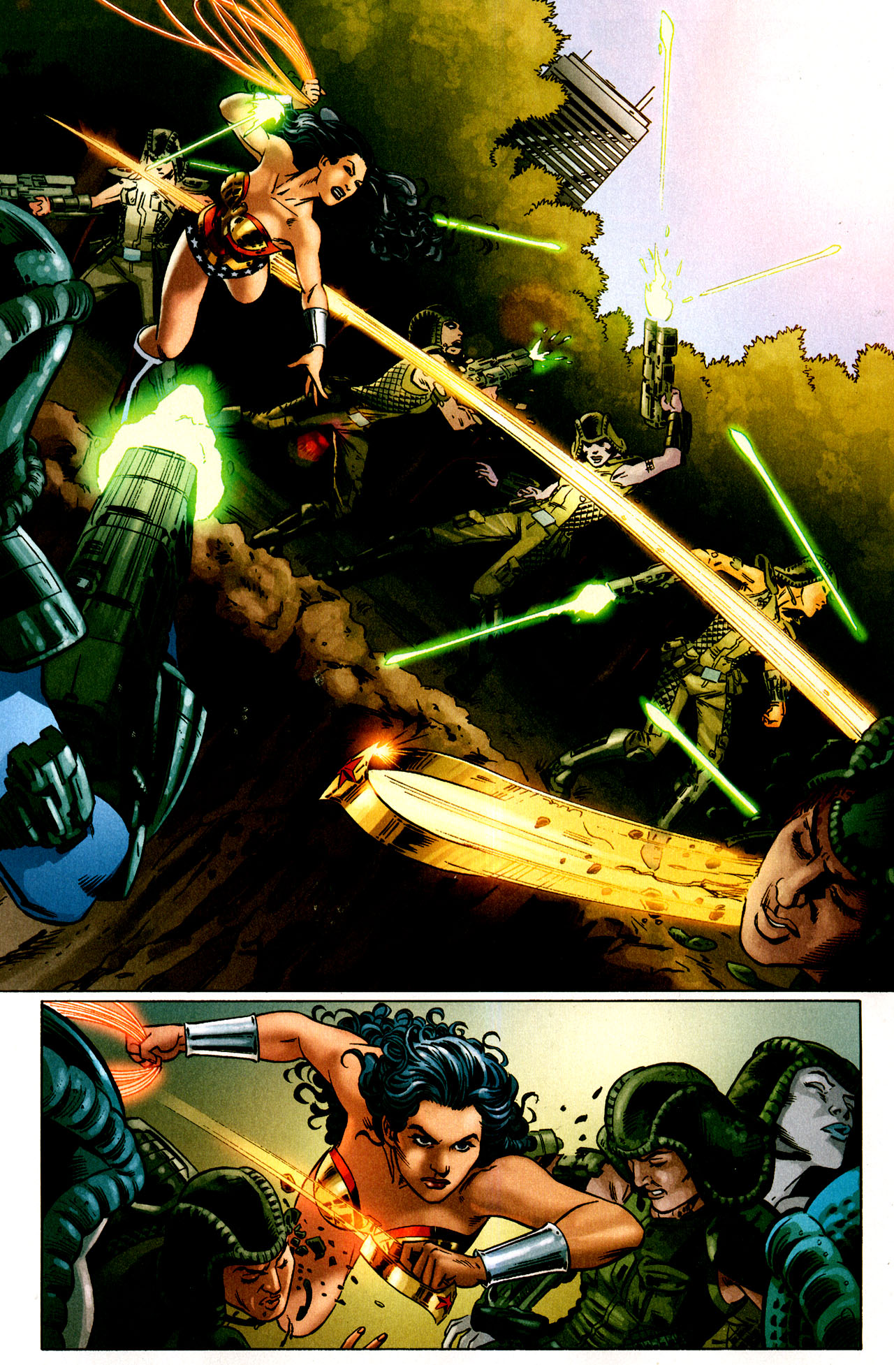 Read online Wonder Woman (2006) comic -  Issue #43 - 9