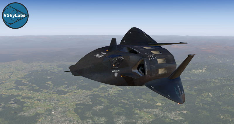 Vskylabs Aerospace Simulations Vskylabs F 19 Stealth Fighter