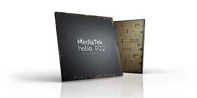 MediaTek Unveils Helio P22 Processor