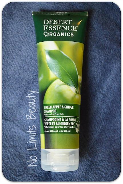 Champú de Manzana de Desert Essence - Volumen para cabello fino