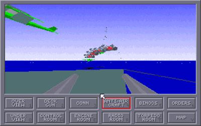 Pantallazo videojuego Das Boot