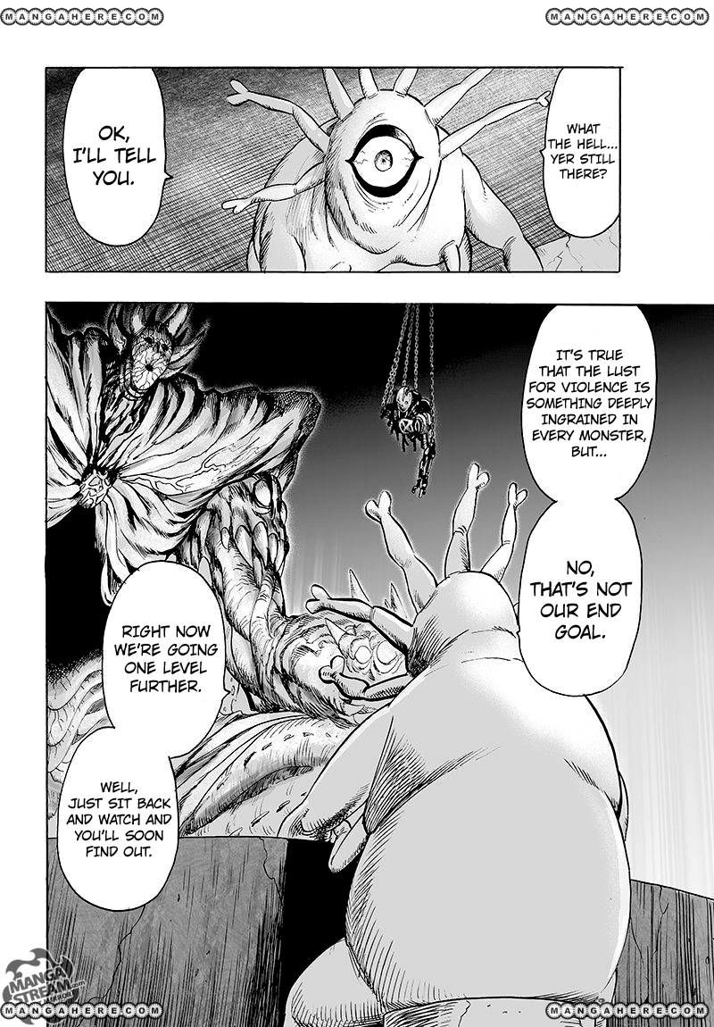 Onepunch-Man - Chapter 128
