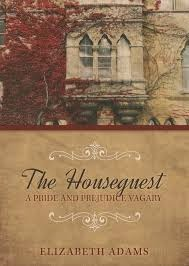 Book Cover: The Houseguest by Elizabeth Adams