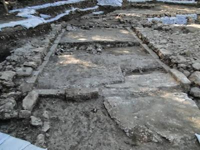 Canaanite palace at Tel Kabri 'surprisingly sparse'