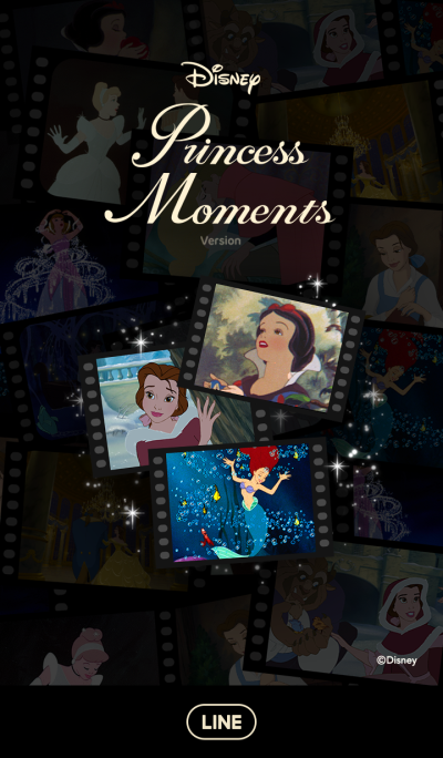 Disney Princess Moments