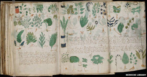 Sách Online: Voynich Manuscript