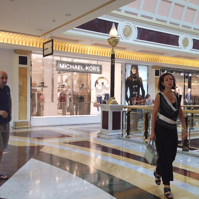Michael Kors, Euroma 2, Shopping, achat, Haul, Rome, Roma, Voyage, Vlog, Roadtrip, blog,