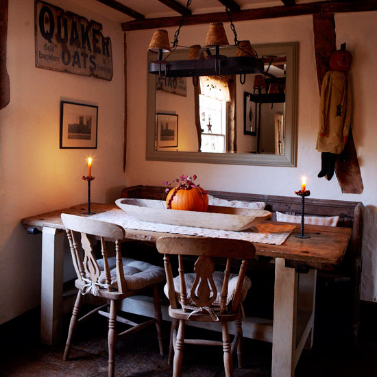 Country Dining Room Decorating Ideas: Cottage Making Mommy: Fall Outdoor Dining Inspiration