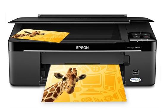 driver impressora epson tx125