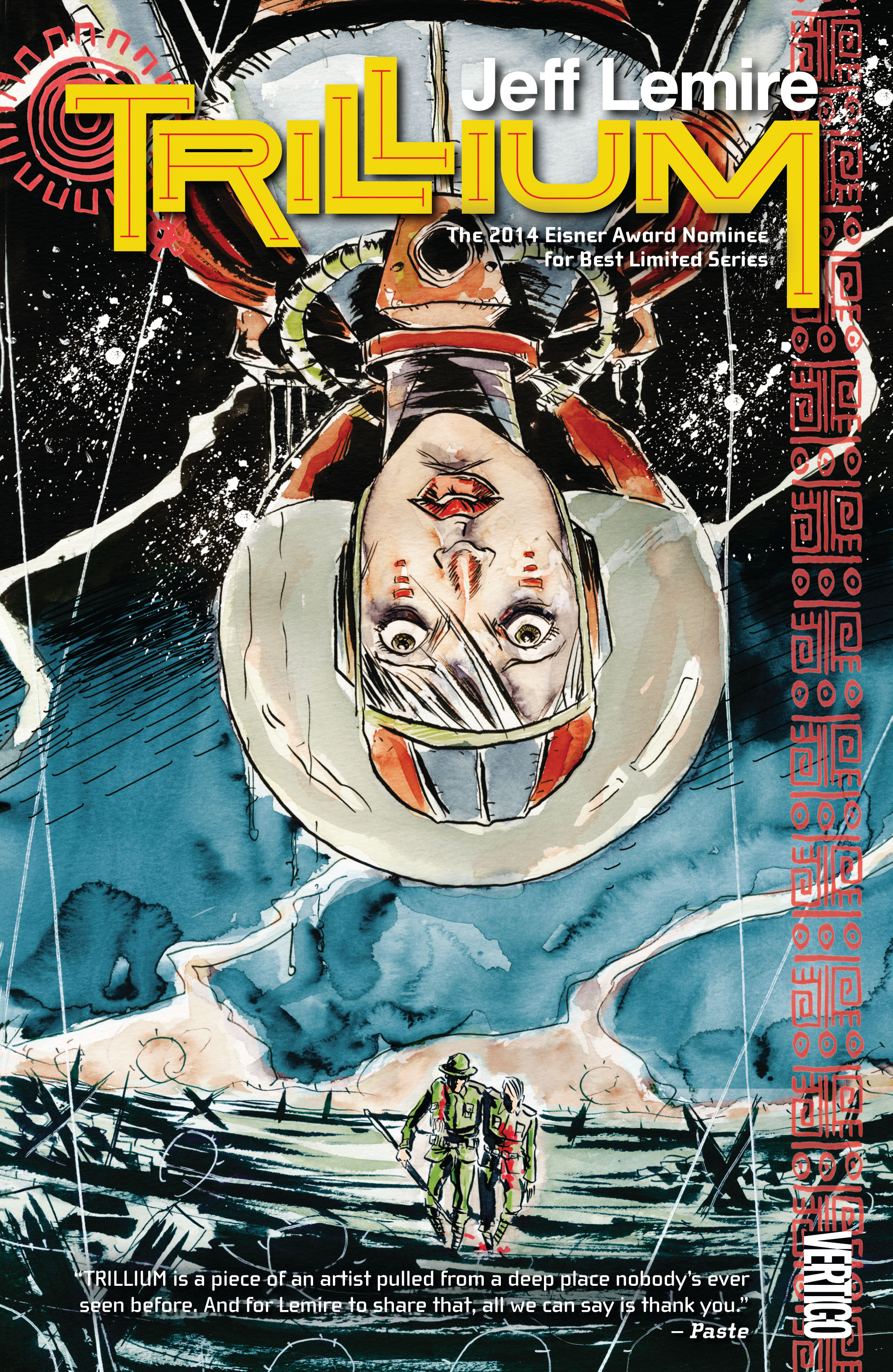Read online Trillium comic -  Issue # TPB - 1