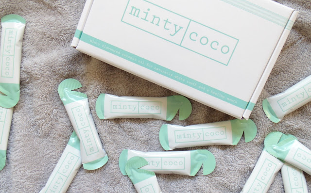 Minty Coco Teeth Whitening