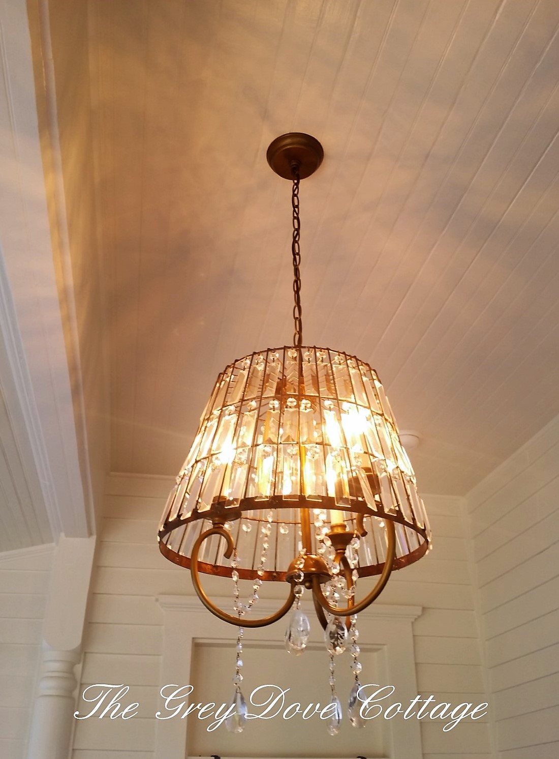 Marvelous Our inherited chandeliers and constructed foyer fixture are finished in oil rubbed bronze Wanting the rods to coordinate with the chandeliers