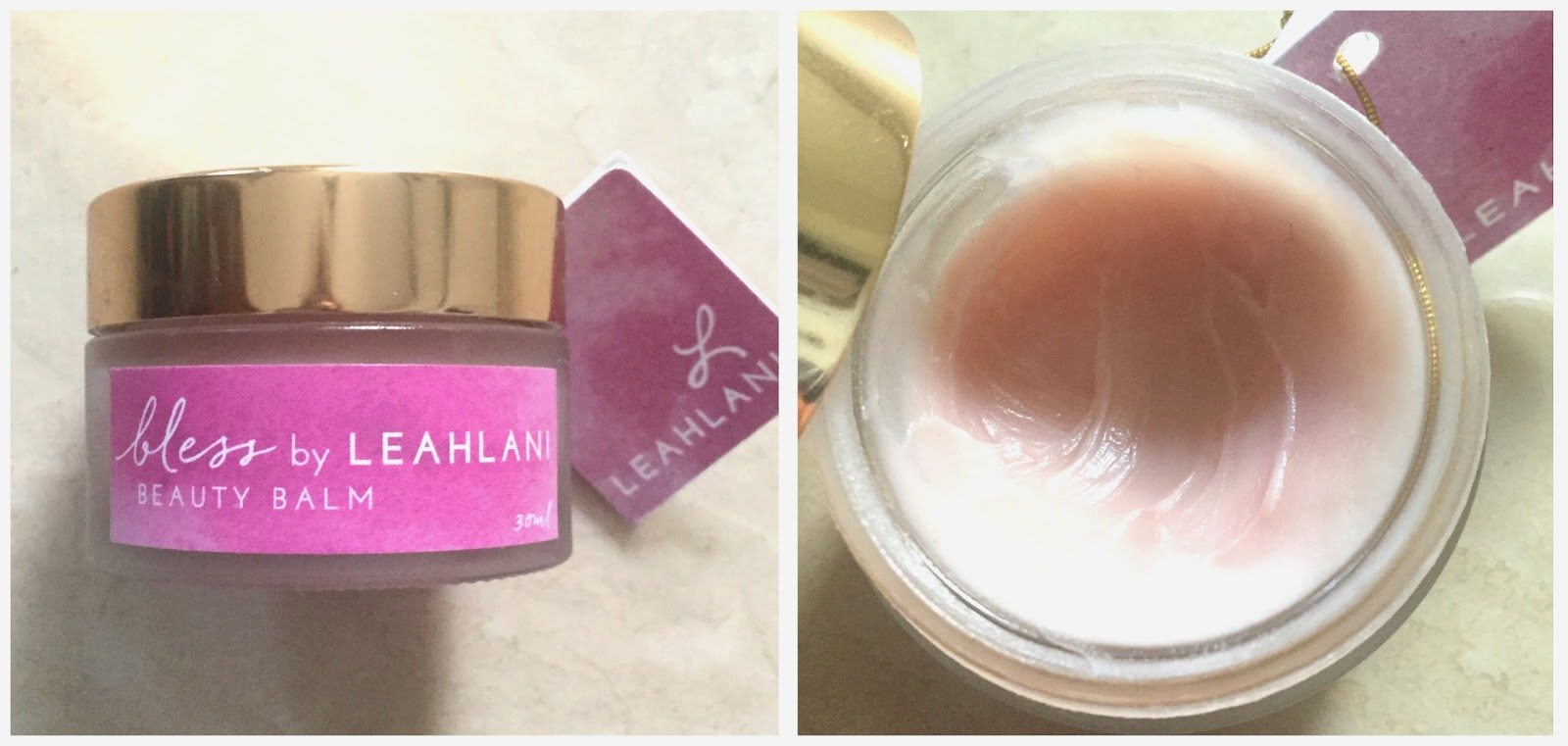 Leahlani Skincare Bless Beauty Balm Review