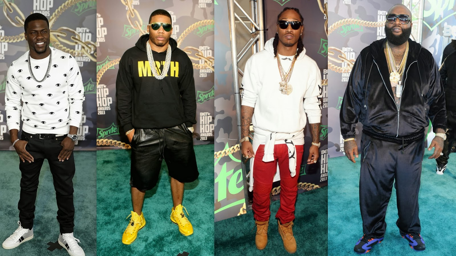 Were Male Celebrities Poorly Dressed For The Bet Hip Hop Awards