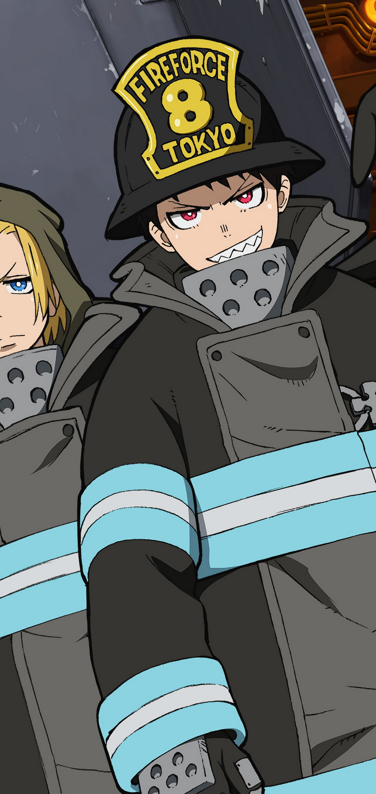 Fire Force Characters Special Fire Force Company 8 4k Wallpaper 37 You can also upload and share your favorite fire force wallpapers. fire force characters special fire