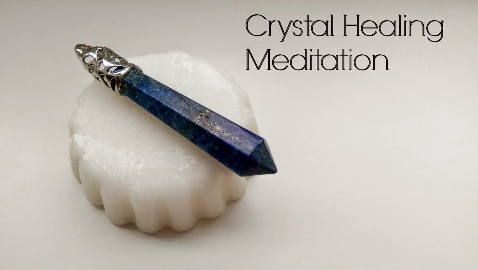 Rebecca Roberta LeGrand Chance: Crystal Healing Through