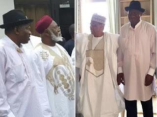 Patience Strange Dollar Accounts: Why Jittery Jonathan Runs To IBB, Abdulsalami EXPOSED