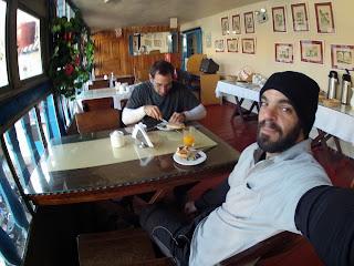 Café da manhã no hotel em Cusco / Peru.