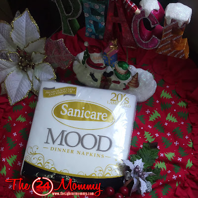 Sanicare Mood Dinner Napkins