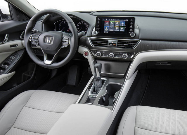 2019 Honda Accord Prices, Reviews, and Pictures | U.S. ...