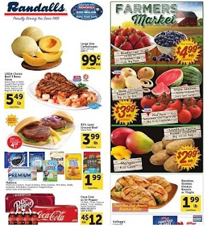 Randalls Weekly Ad May 16 - 22, 2018