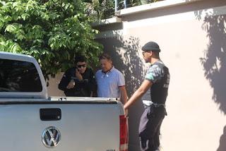 Ex-prefeito de Porto Franco é preso pela Polícia Civil