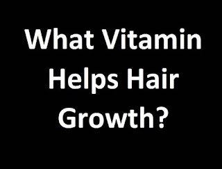 what vitamins help hair grow
