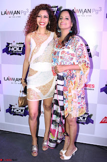 Pre Celetion Of India Premiere Edm Holi Festival With Many Bollywood Celebrities   9th March 2017 002.JPG