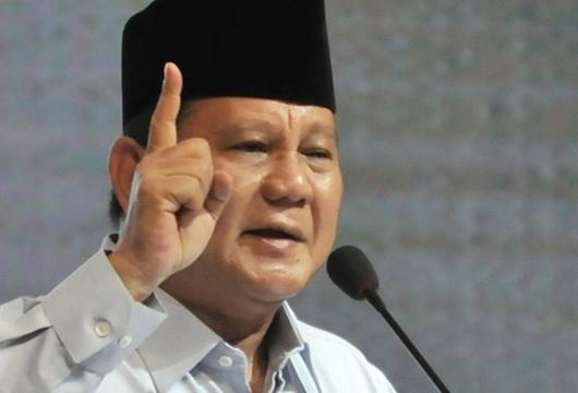 Prabowo Tolak Komentari Tragedi Penembakan di Papua