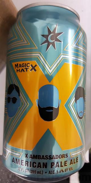 Mybeerbuzz .com Highlights Magic Hat X American Pale Ale