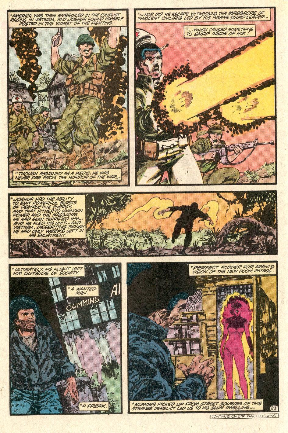 Read online Secret Origins (1986) comic -  Issue # _Annual 1 - 24