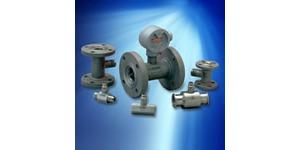 turbine flow meters, flowmeters, for industrial process measurement