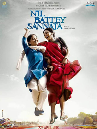 Nil Battey Sannata 2015 Hindi 720p HDRip 750mb