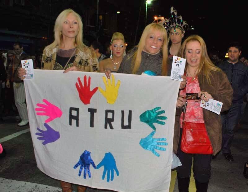 Asociación  Trans del Uruguay ATRU