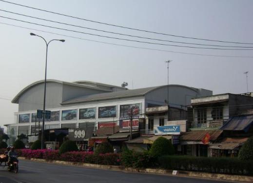 Trung tâm thương mại- Dịch vụ Gò Dầu 2