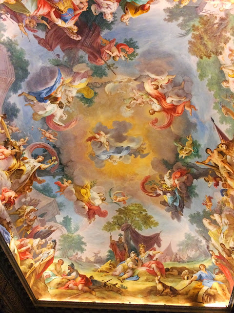 Ceilings-Caserta-Palace