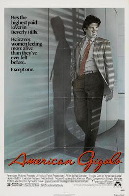 American Gigolo 1980 DVD R4 NTSC Latino