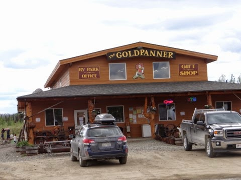 Walkabout With Wheels Blog The Gold Panner Rv Park In