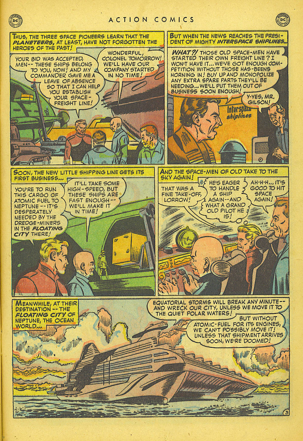 Read online Action Comics (1938) comic -  Issue #150 - 16