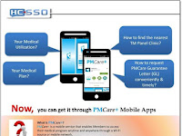 TM Medical Info on PMCare Mobile Apps