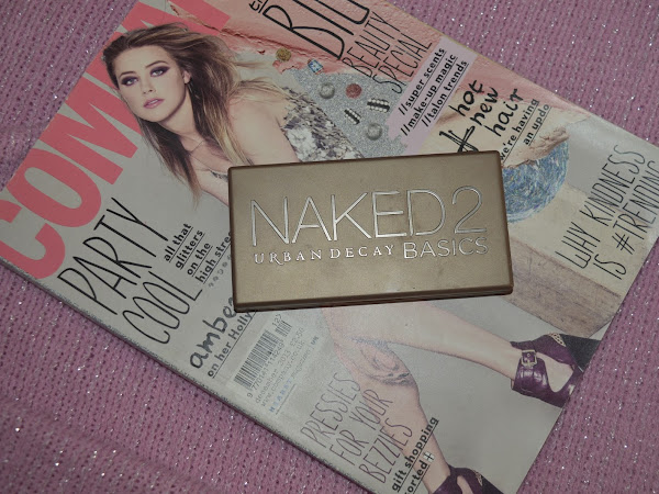 Naked 2 basics aka my favourite palette ever!