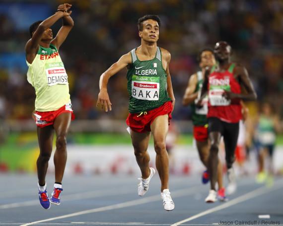 Vidéo: Premiere médaille d'or algérienne aux jeux paralympiques