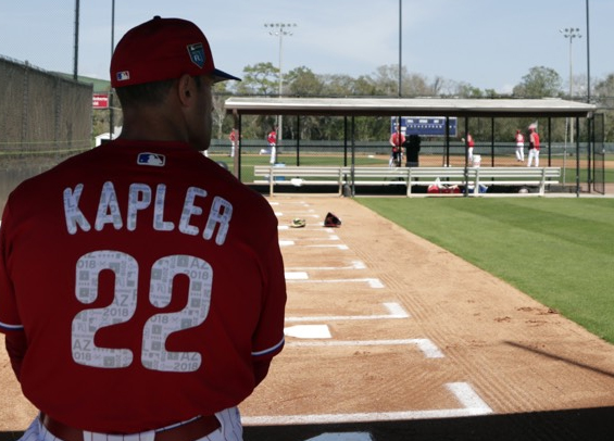 Gabe Kapler ready for regular season debut with Phillies