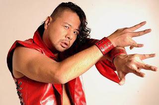 WWE Raw SmackDown Shinsuke Nakamura wrestling brand split