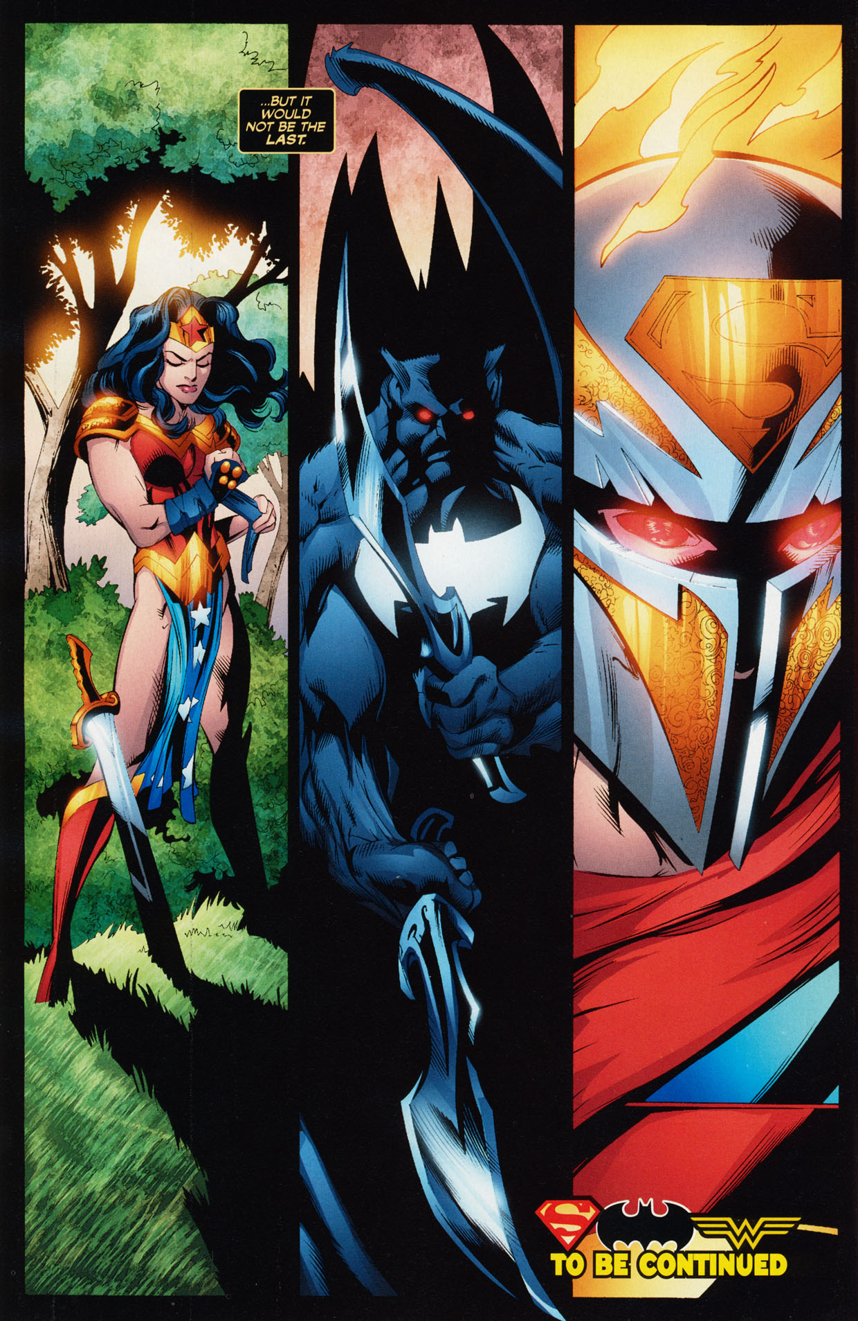 Read online Trinity (2008) comic -  Issue #36 - 18