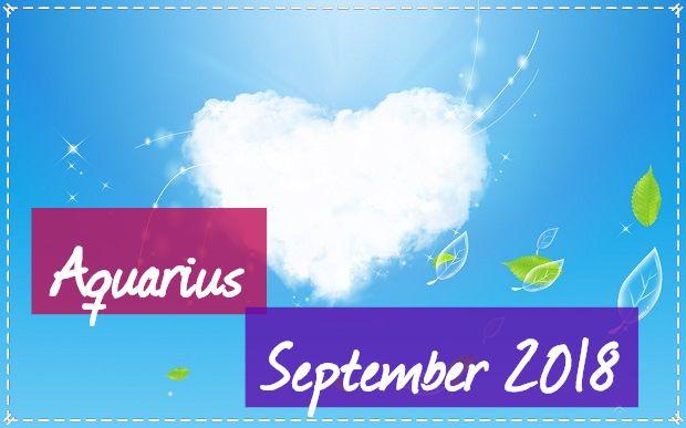 Aquarius in September 2018